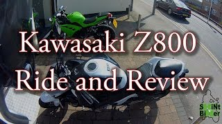 kawasaki z800 ride and review