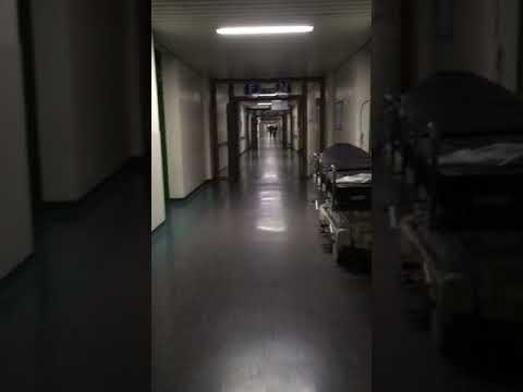 Scotty Davis - Mother Captures Demon Voice In Hospital Hallway