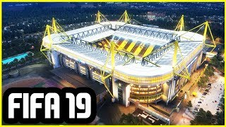 23 NEW STADIUMS ADDED TO FIFA 19