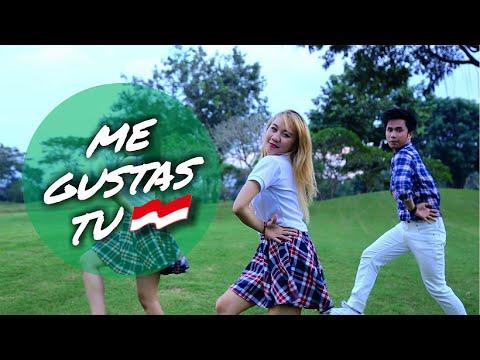 G-Friend ME GUSTAS TU (Indonesian Version) M/V Cover