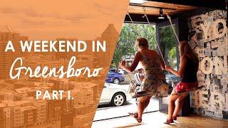 Baixar A Weekend in Greensboro Part I.   North Carolina Weekend   UNC-TV