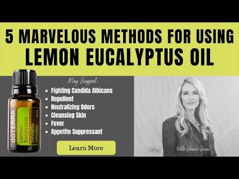 6-marvelous-methods-of-using-lemon-eucalyptus-essential-oil