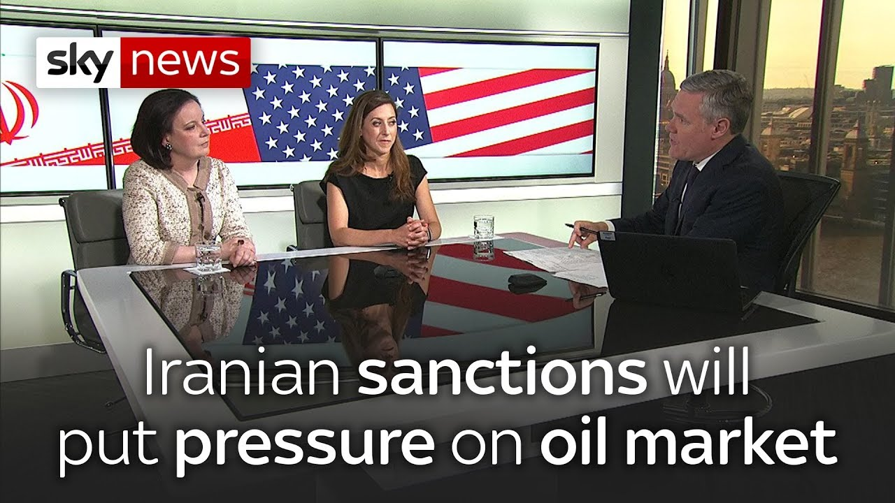 """Trump pulling from nuclear deal """"not good"""" for Iran"""