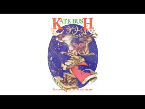 Kate Bush - December Will Be Magic Again (Bongo Mix) (Official Audio)