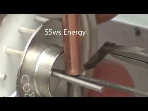 Tantalum and Zirconium Lighting Assembly