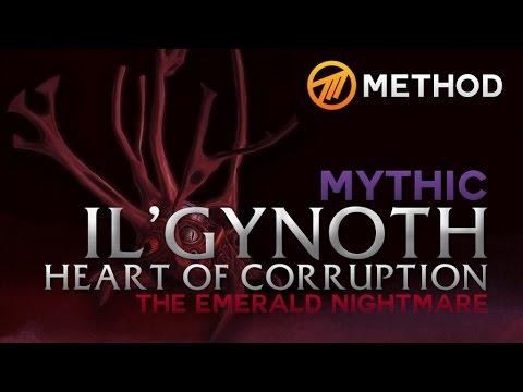 Method vs. Il'gynoth - Emerald Nightmare Mythic