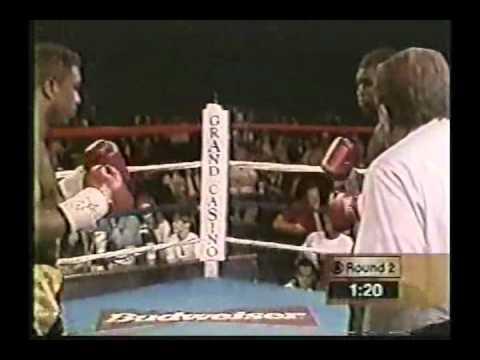 James Toney vs Steve Little Part 1
