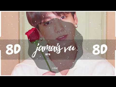 💛 [8D] BTS - JAMAIS VU | [USE HEADPHONES 🎧]  방탄소년단 | PERSONA