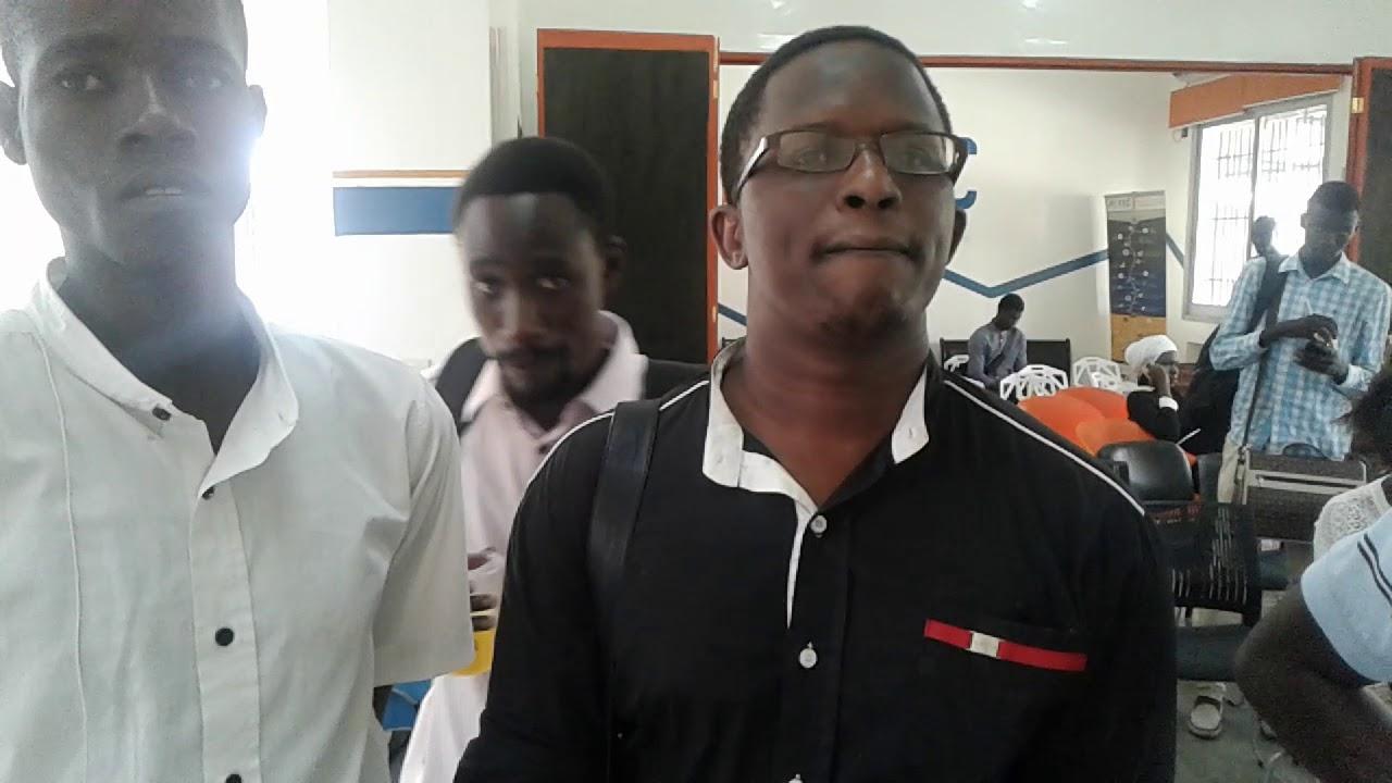 Download COMITE ORIENTATION EDUCATIVE(COE) SENEGAL: Témoignage de la jeunesse