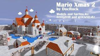 Half-Life Deathmatch Map: Mario Xmas 2