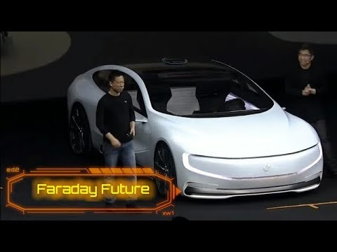 You Should Know !! Court Seizes Faraday Future Founder's Assets In China - Broom Car
