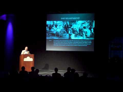Larry Crane - The History of Car Design