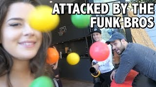 THE FUNK BROS ATTACKED ME