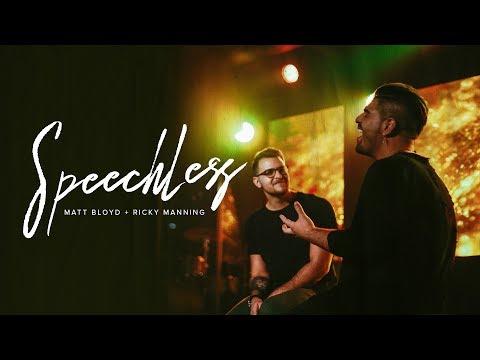 Matt Bloyd - Speechless (feat. Ricky Manning)