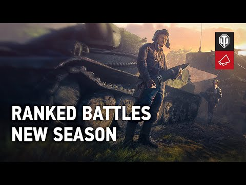 Ranked Battles Are Back In World Of Tanks