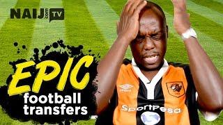 Top football transfers: players who are worth millions | naij.com tv