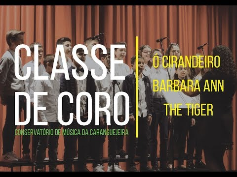Conservatório de Música da Caranguejeira - Classe de Coro