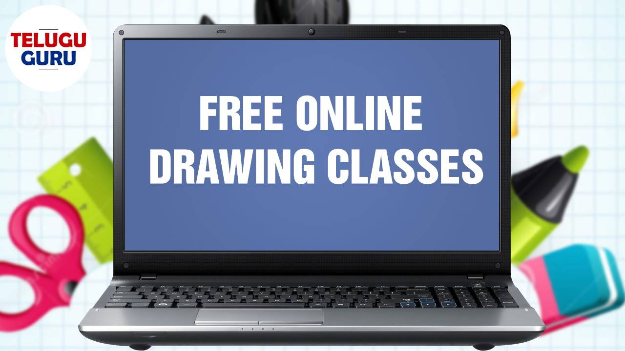 Free online drawing Lessons Without Downloading Tools | Kleki.com ...