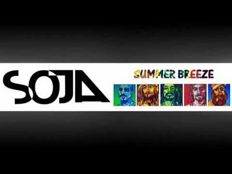 SOJA - Summer Breeze (Lyrics on screen - Subtitulos en español)
