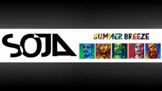SOJA - Summer Breeze (Lyrics on screen - Subtitulos en español)