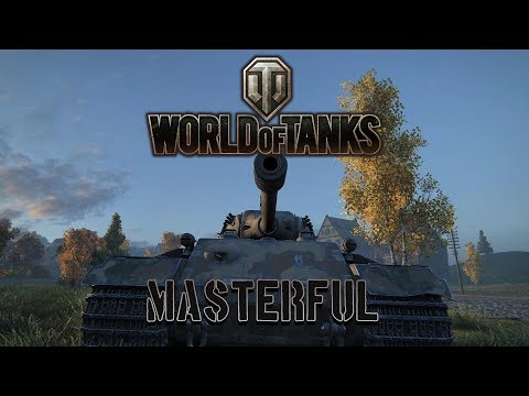 World of Tanks - Masterful