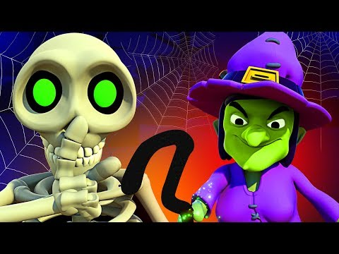 Descargar Video This Old WITCH | Halloween Songs For Kids | Nursery Rhymes And Baby Songs | All Babies Channel