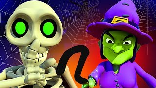 This Old WITCH   Halloween Songs For Kids   Nursery Rhymes And Baby Songs   All Babies Channel
