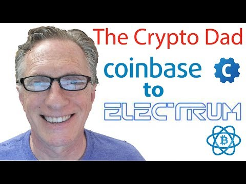 How to Buy Bitcoin on Coinbase and Move it to the Electrum Bitcoin Wallet