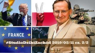 Cejrowski: kocham Polskę, co w tym złego? #StudioDzikiZachód 2019/03/11 Odc. 8 Cz. 2/2