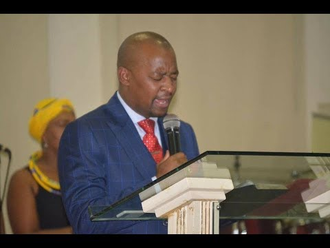 Bishop TE Twala - Church Intended By God Conference #1