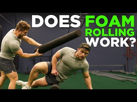 Does Foam Rolling Work? (Better Recovery and Less Soreness?)
