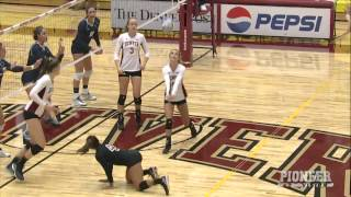 VOLL v VIllanova (5 SEP 15) - Highlights