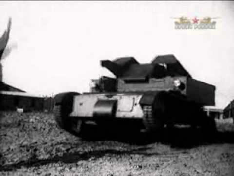 Советская танкетка Т 27
