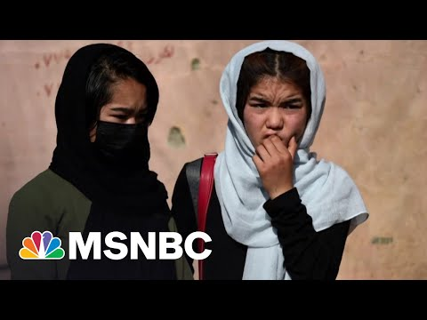 Concern Grows For The Safety Of Afghan Women And Girls