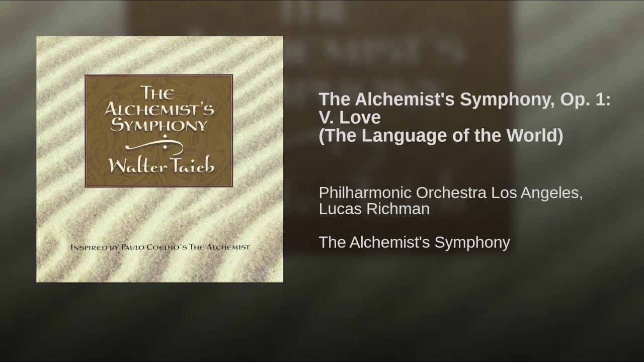 the alchemist s symphony op 1 v love the language of the the alchemist s symphony op 1 v love the language of the world