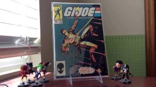 IS YOUR G.I. JOE COMIC A 1ST, 2ND OR 3RD PRINT!?...