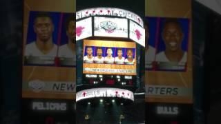 Chicago Bulls Starting Lineup 2017