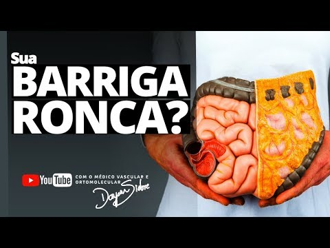 Sua BARRIGA RONCA? | Dr. Dayan Siebra