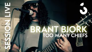 Brant Bjork  - Too Many Chiefs - Session Live