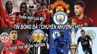 Tin bóng đá 18/08|Chelsea vs Leicester, MU & Man City tranh Sancho, lộ t.ử huyệt dễ khiến MU ôm hận