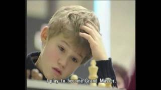 Magnus Carlsen Becomes the World's Youngest Grandmaster (at the time)