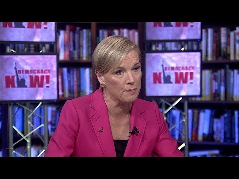"""Cecile Richards: Mike Pence is """"Orchestra Master"""" of Assault on Women's Rights Under Trump"""