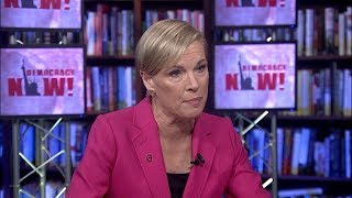 "Cecile Richards: Mike Pence Is ""Orchestra Master"" of Assault on Women's Rights Under Trump"