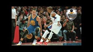 Stephen Curry Killer Crossovers and Handles Mix