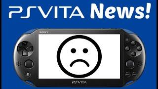 Some BIG...and Sad PŠ Vita News Has Happened!