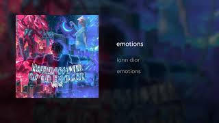 iann dior - emotions
