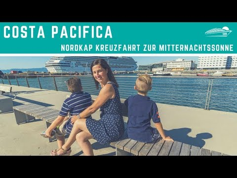Costa Pacifica: Nordkap Kreuzfahrt Zur Mitternachtssonne ✅ - Reisevideo