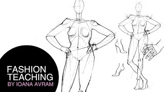 How to draw bodies, hands and feet Thumbnail