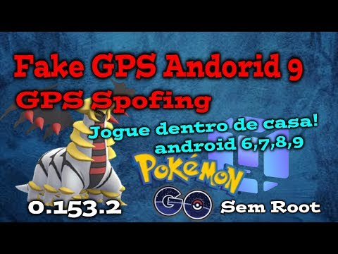 Fly/ Fake GPS Para Android 6,7,8,9 Atualizado/ Pokémon Go-2019/ Vmos Método Atualizado