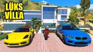 Lüks Villa Evini ve Arabaları Geziyoruz